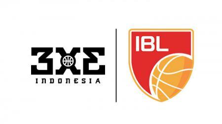 Logo turnamen basket IBL 3x3. - INDOSPORT