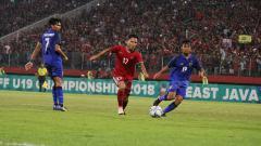 Indosport - Newcastle Jets baru saja meresmikan kedatangan Syahrian Abimanyu sebagai salah satu pemain anyar mereka.