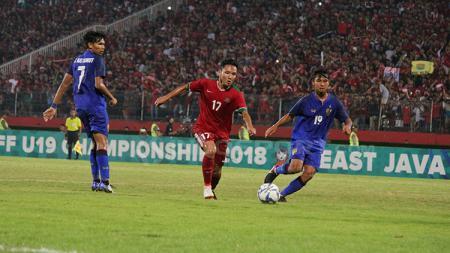 Newcastle Jets baru saja meresmikan kedatangan Syahrian Abimanyu sebagai salah satu pemain anyar mereka. - INDOSPORT