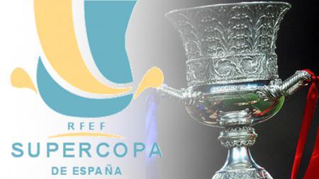 Logo Piala Super Spanyol. - INDOSPORT