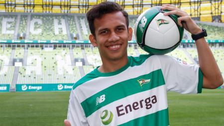 Ada 3 jebolan klub Ekstraklasa Gornik Zabrze yang bisa ditiru akan perjalanan kariernya oleh Egy Maulana Vikri usai diisukan bakal dilego. - INDOSPORT