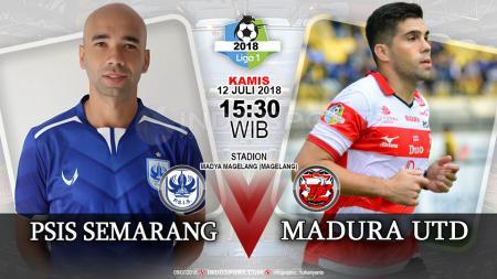 PSIS Semaran vs Madura United. - INDOSPORT