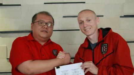 William Flood gagal direkrut Bali United - INDOSPORT