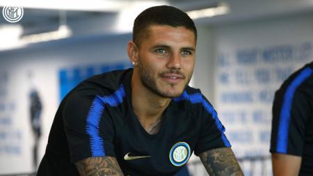 Inter Milan kemungkinan harus menjual Mauro Icardi supaya bisa mendatangkan 'Pogba Serbia' dari Napoli, Sergej Milinkovic-Savic. - INDOSPORT
