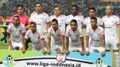 Indosport - Skuat Persija Jakarta di Liga 1 2018.