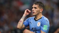 Indosport - Pemain Arsenal, Lucas Torreira jadi incaran AC Milan