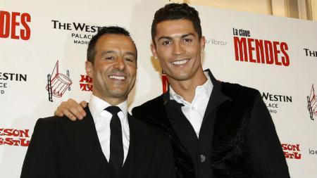 Agen Pastikan Cristiano Ronaldo Takkan CLBK dengan Mantan Klub - INDOSPORT