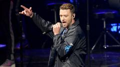 Indosport - Justin Timberlake ikut suarakan It's Coming Home pada konsernya di London.