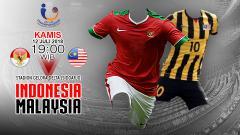 Indosport - Prediksi Indonesia u19 vs Malaysia U19