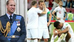 Indosport - Pangeran William beri pesan menyentuh kepada Inggris.