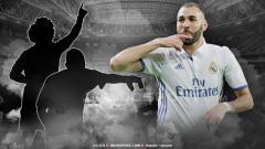 Indosport - 3 Bintang Benzema, Keylor Navas dan Marcelo berpeluang tinggalkan Real Madrid.