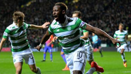 Moussa Dembele, pemain Celtic. - INDOSPORT
