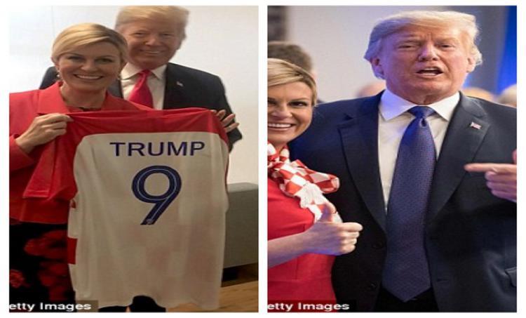 Trump Copyright: Dailymail
