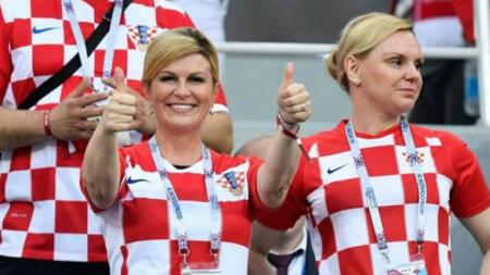 Kolinda Grabar-Kitarović - INDOSPORT