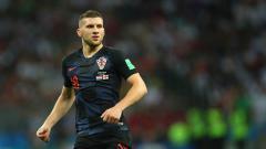 Indosport - Ante Rebic, gelandang serang Timnas Kroasia.
