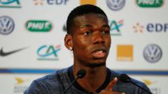 Indosport - Paul Pogba, pemain Prancis.