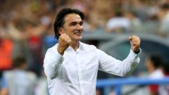 Indosport - Zlatko Dalic pelatih Timnas Kroasia