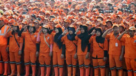 Pasukan Oranye - INDOSPORT