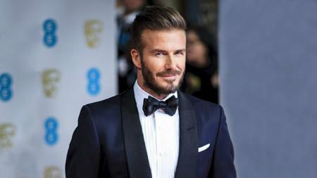 David Beckham mantan pesepakbola Timnas Inggris - INDOSPORT
