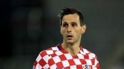 Nikola Kalinic, pemain Kroasia.