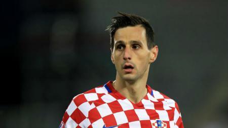 Betah di AS Roma, eks striker gagal AC Milan, Nikola Kalinic, tolak pinangan klub Liga Inggris, Newcastle United. - INDOSPORT