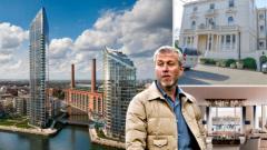 Indosport - Apartemen Baru Roman Abramovich