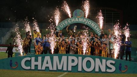 Malaysia keluar sebagai runner-up di ajang Piala AFF U-18 2018. - INDOSPORT