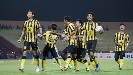 Ada kekhawatiran di kubu Timnas Malaysia U-18 jelang laga melawan Kamboja U-18. - INDOSPORT