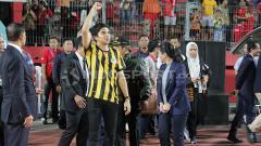 Indosport - Menpora Malaysia, Syed Saddiq Syed Abdul Rahman, dituntut supaya mau mengusut tuntas pengeroyokan terhadapp fans Timnas Indonesia saat Kualifikasi Piala Dunia 2022.