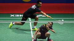 Indosport - Kegagalan pasangan ganda campuran Hafiz Faizal/Gloria E. Widjaja meraih gelar Thailand Masters 2020 memicu amarah warganet.