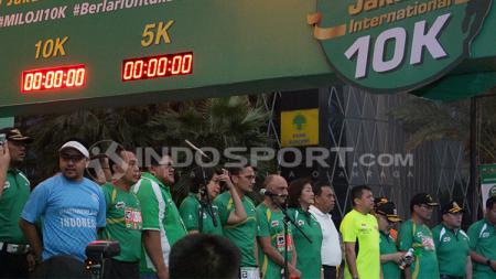 Milo International Jakarta 10K 2018 - INDOSPORT