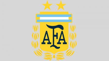 Logo Federasi Sepakbola Argentina (AFA). - INDOSPORT