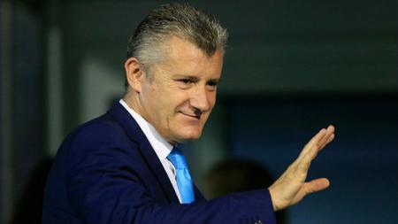 Davor Suker, Presiden Federasi Sepakbola Kroasia (HNS). - INDOSPORT