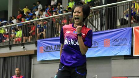 Putri Kusuma Wardhani di Asia Junior Championships 2018. - INDOSPORT