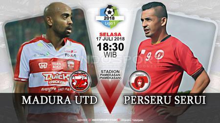 Madura United vs Perseru Serui (Prediksi) - INDOSPORT