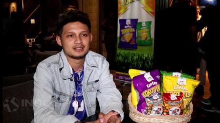 Syamsir Alam saat ditemui tim Indosport. - INDOSPORT