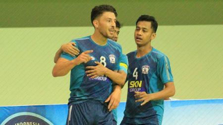 SKN Kebumen FC menang atas Bangkok BTS FC. - INDOSPORT