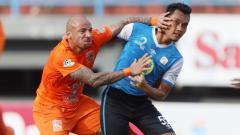 Indosport - Borneo FC vs Barito Putra