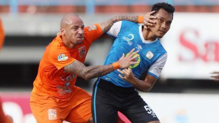 Borneo FC vs Barito Putra - INDOSPORT