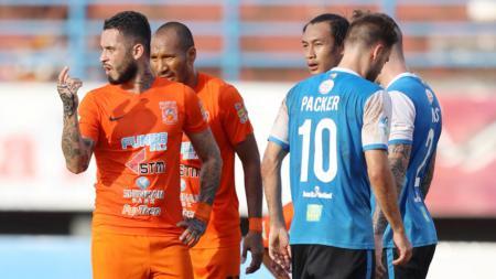 Adu pemain asing 2 tim Kalimantan di Liga 1 2020, Barito Putera vs Borneo FC, siapa terbaik? - INDOSPORT