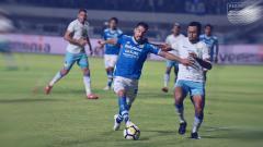 Indosport - Persib Bandung vs Persela Lamongan