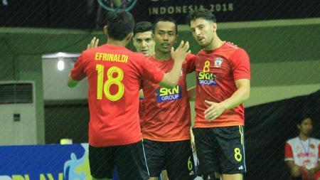 SKN Kebumen FC, tim futsal Indonesia. - INDOSPORT