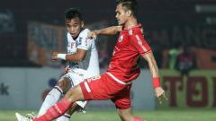 Indosport - Persija Jakarta ditaklukan Bali United dua gol tanpa balas di Stadion Sultan Agung, Bantul.