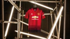 Indosport - jersey terbaru Manchester United