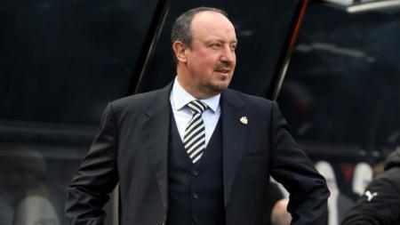 Rafael Benitez berharap Liverpool dapat menjuarai kompetisi Liga Inggris, gelar yang belum sempat ia sumbangkan selama menangani The Reds. - INDOSPORT