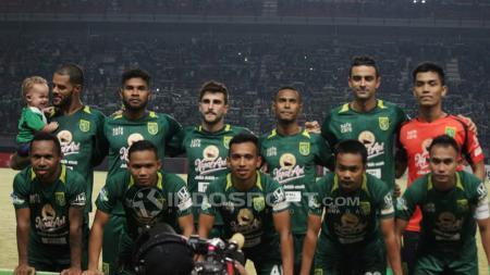 Skuat Persebaya Surabaya. - INDOSPORT