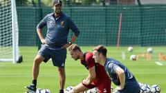 Indosport - Jurgen Klopp pra musim Liverpool