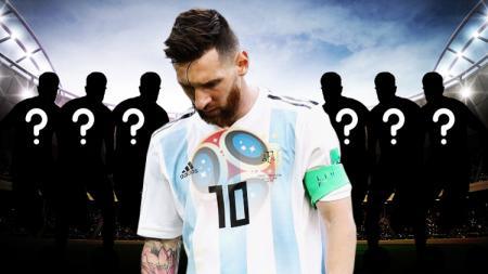 Termasuk Messi, 6 Pemain Ini Reputasinya Hancur di Piala Dunia 2018. - INDOSPORT