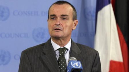 Gerard Araud Dubes Prancis untuk Amerika Serikat - INDOSPORT