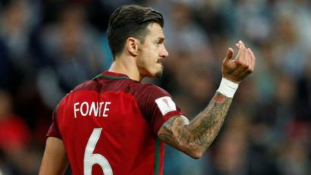 Pemain Portugal, Jose Fonte. - INDOSPORT